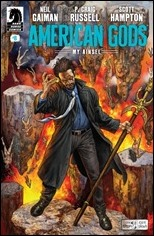 American Gods: My Ainsel #8 Cover - Fabry