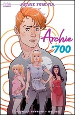 Archie #700 Cover A - Sauvage