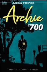 Archie #700 Cover E - Hack