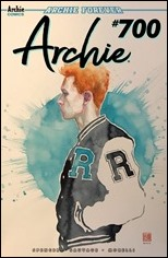 Archie #700 Cover F - Mack