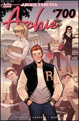 Archie #700 Cover I - Renaud