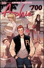 Archie #700 Cover I - Renaud