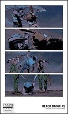 Black Badge #5 First Look Preview 3