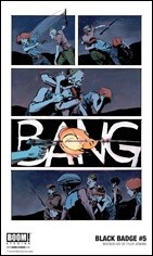 Black Badge #5 First Look Preview 4