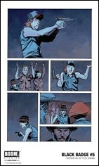 Black Badge #5 First Look Preview 5