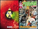 DC Nuclear Winter Special #1 Cover - Front & Back