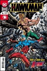 Hawkman #6 Cover