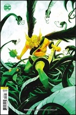 Hawkman #6 Cover - Scalera Variant