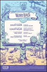 Wizard Beach #1 Preview 1