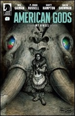 American Gods: My Ainsel #9 Cover - Fabry