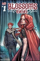 Blossoms 666 #1 Cover A - Braga
