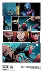 Buffy The Vampire Slayer #1 Preview 2
