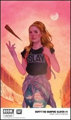 Buffy The Vampire Slayer #1 Cover - Wada Variant