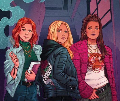 Buffy 001 VariantD Bartel PROMO