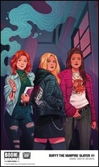 Buffy The Vampire Slayer #1 Cover - Bartel Variant