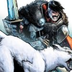 Preview: Klaus And The Crying Snowman by Morrison & Mora