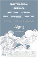 Klaus And The Crying Snowman Preview ToC