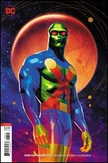 Martian Manhunter #1 Cover - Middleton Variant