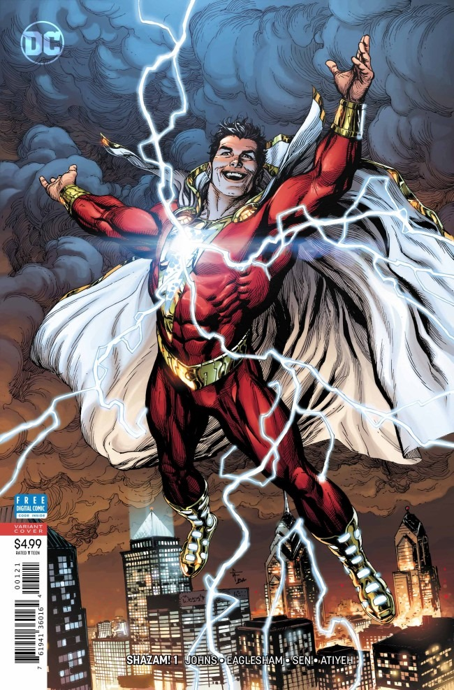preview  shazam   1 by johns  u0026 eaglesham  dc