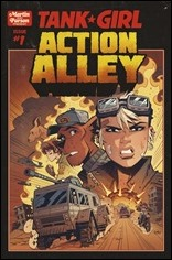 Tank Girl: Action Alley #1 Cover A