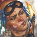 Preview of Tank Girl: Action Alley #1 by Martin & Parson (Titan)