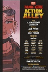 Tank Girl: Action Alley #1 Preview 1