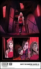 Buffy The Vampire Slayer #2 First Look Preview 1