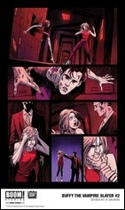 Buffy The Vampire Slayer #2 First Look Preview 2