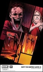 Buffy The Vampire Slayer #2 First Look Preview 3