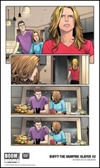 Buffy The Vampire Slayer #2 First Look Preview 5