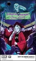 Buffy The Vampire Slayer #2 Cover - Inzana Variant