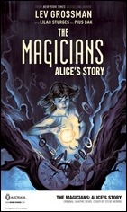 The Magicians: Alice's Story Cover - Steve Morris