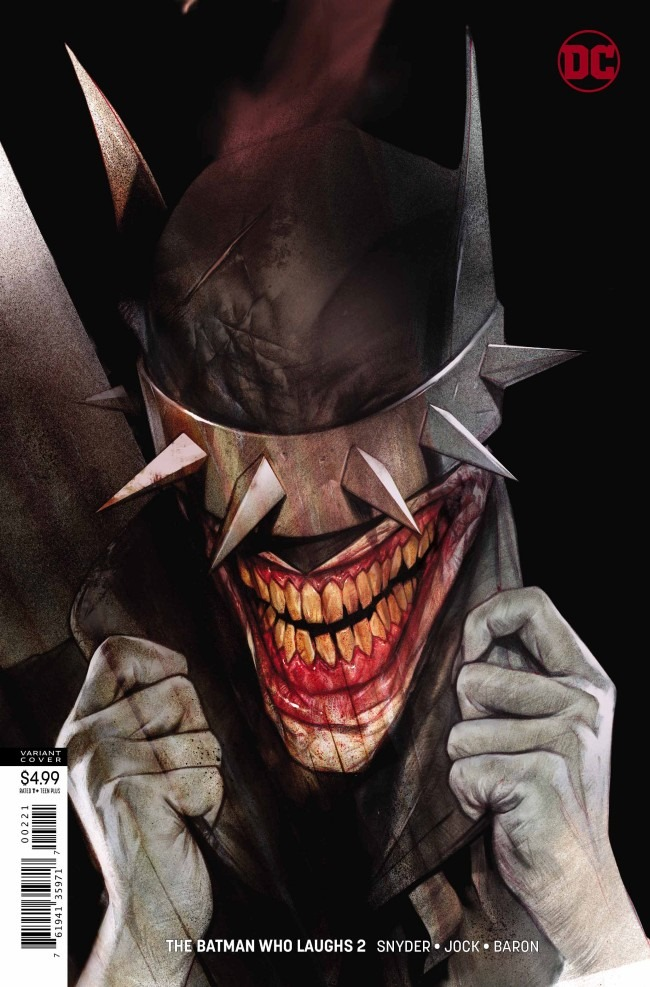 preview  the batman who laughs  2 by snyder  u0026 jock  dc