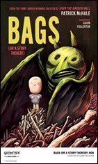 Bags (Or A Story Thereof) OGN Cover