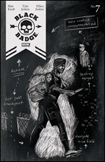 Black Badge #7 Cover