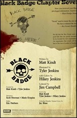Black Badge #7 Preview 1
