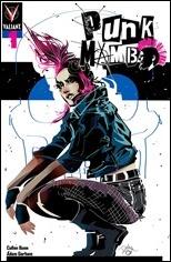 Punk Mambo #1 Cover B - Delara