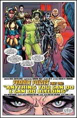 Female Furies #1 Preview 1