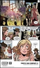 Firefly: Bad Company #1 First Look Preview 2
