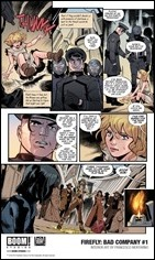 Firefly: Bad Company #1 First Look Preview 3