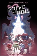 The Great Wiz And The Ruckus Cover