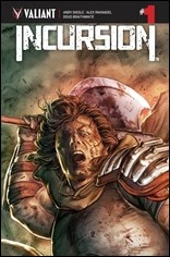 Incursion #1 Cover A