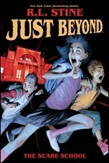 Just Beyond: The Scare School Cover
