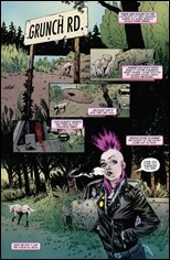 Punk Mambo #1 Preview 1
