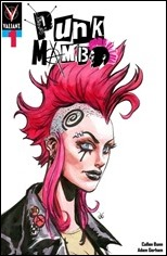Punk Mambo #1 Cover - Brereton Variant