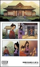 Ronin Island #1 First Look Preview 1