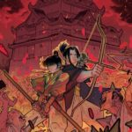 First Look: Ronin Island #1 by Pak & Milonogiannis (BOOM!)