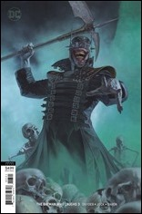 The Batman Who Laughs #3 Cover - Federici Variant