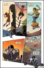 Dial H For Hero #1 Preview 3