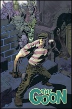 The Goon #1 Cover - Nowlan Variant